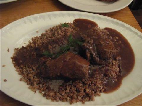 牛肉捲白菜