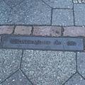 柏林貓(圍牆)的遺跡