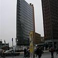 變成新城區了,高樓櫛比鱗次