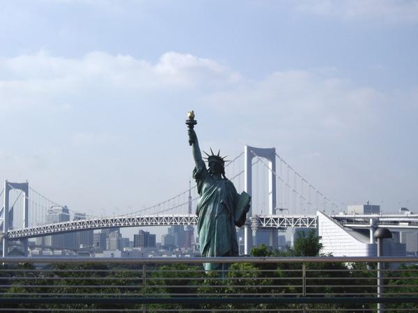 台場—自由女神像