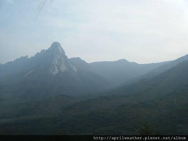 2011-10-09 雪嶽山國家公園