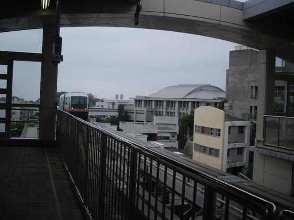 2009-10-21 電車站