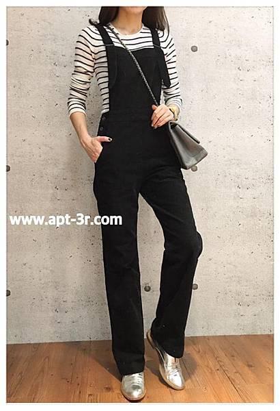 AG Denim Gwendolyn 吊帶褲(黑)2.jpg