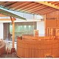 茶寮帶露天溫泉的客房