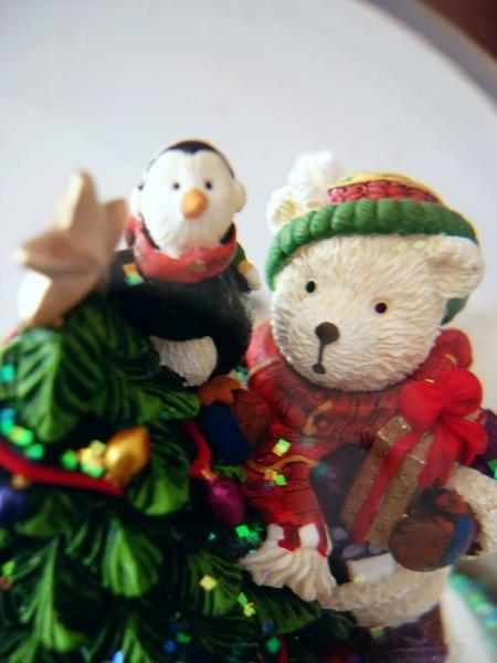 小企鵝&熊熊主角1
