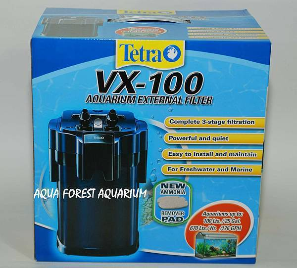 tetra vx 100-1