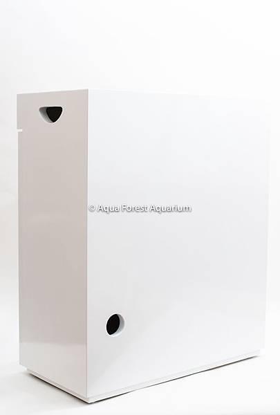 60p 烤漆櫃 白-3