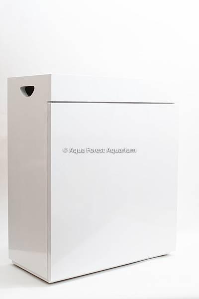 60p 烤漆櫃 白-4