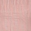 壓紋粉紅條紋布