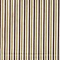 褐色條紋斜紋布