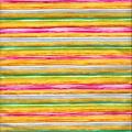 彩色條紋印花棉布