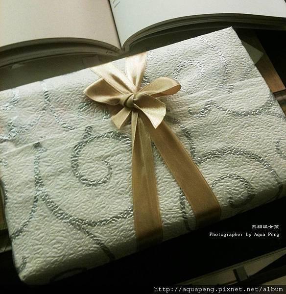 簡單包裝禮物