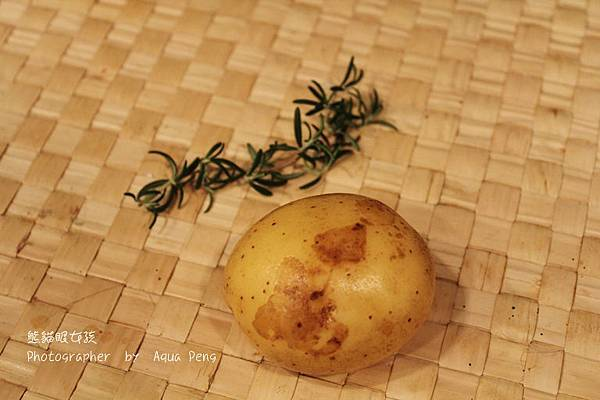 香烤馬鈴薯片