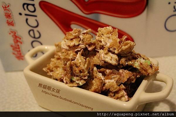 「家樂氏Special K 」棉花糖脆餅