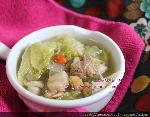 台灣味白菜滷