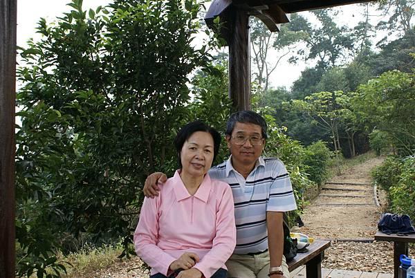 老爸and老媽
