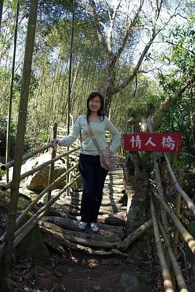 高遶部落竹林浴步道-2
