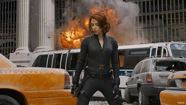 The Avengers_5_Scarlett Johansson
