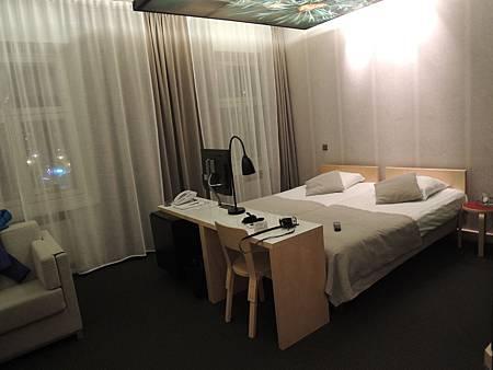 Hotel Helka的房間