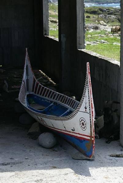 看看拼板船