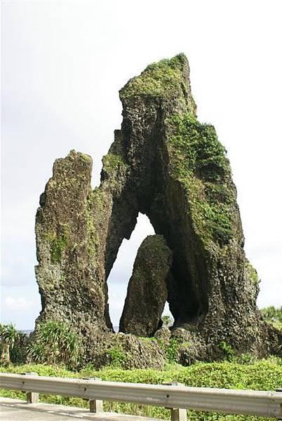玉女岩──發揮想像力!!