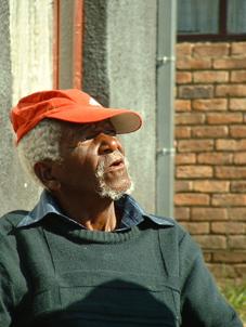 巴索圖的老人
