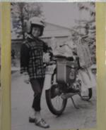 媽媽的摩托車