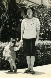 梁旅珠&梁媽媽