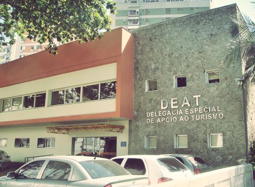里約警察局