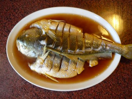 已成佳餚的傳說中的黃魚.jpg