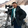 高銘和2001年到新疆的喀拉昆侖山脈