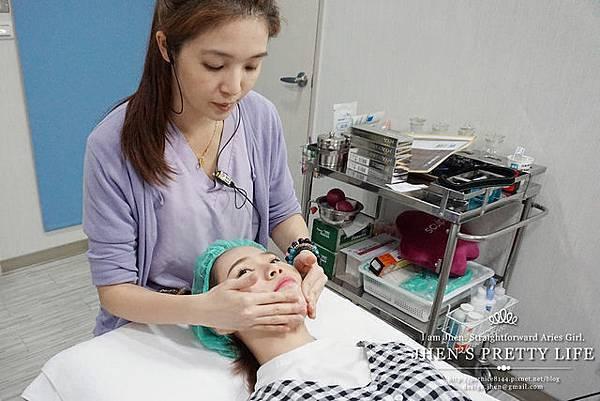 玻尿酸體驗 - 量身訂製更上相的精緻臉♥微調全臉的水微晶+肉毒除皺 #下巴額頭好重要24.jpg