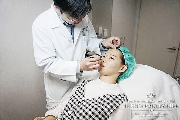玻尿酸體驗 - 量身訂製更上相的精緻臉♥微調全臉的水微晶+肉毒除皺 #下巴額頭好重要33.jpg