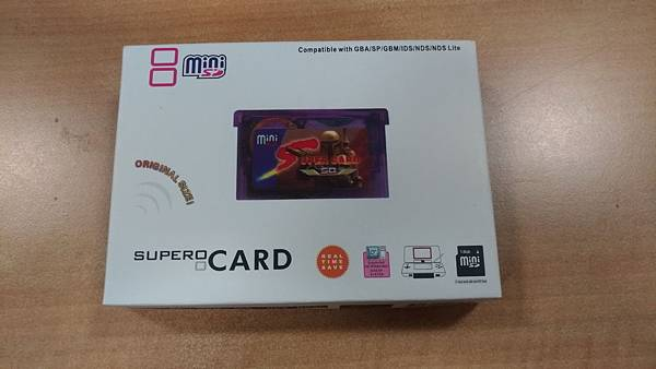 Gba super card | Supercard Mini SD GBA Flashcard  2019-03-02