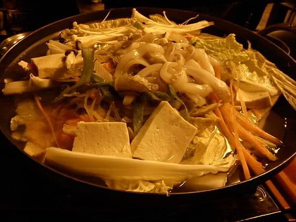 Day1-魷魚豬肉鍋