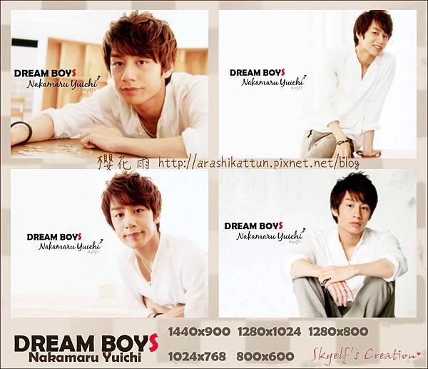 DREAM BOYS PHOTO(Part)
