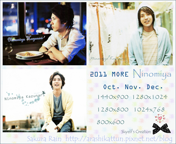 2011 MORE Oct. Nov. Dec.