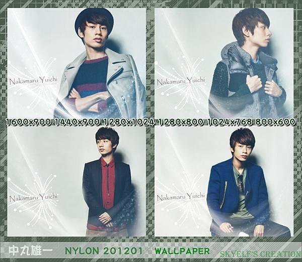 NYLON 201201