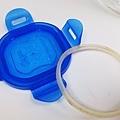 藏污納垢的水杯蓋膠條