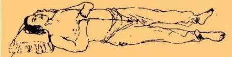 【养精之道】内气强壮好途径——仙人揉腹保健法-第三式:推按腹中线部位.jpg