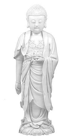 阿彌陀佛 聖相 (白瓷).jpg