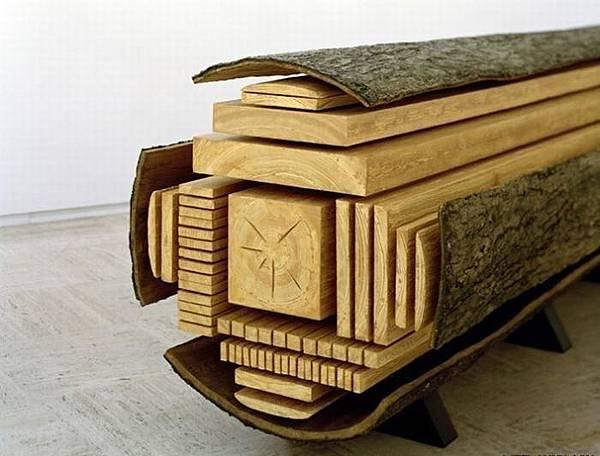 原木裁切方法