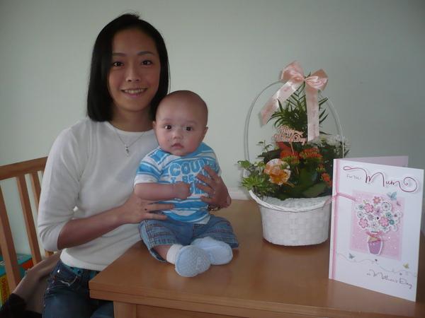 3月22日英國的母親節