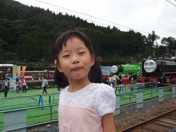 期間限定!千頭站的湯瑪士小火車博覽會~