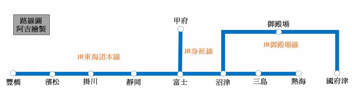 青空PASS靜岡版