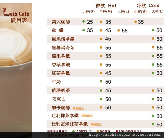 全家Let's Café伯朗咖啡館 FamilyMart