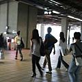 9/12 抵達台中高鐵站