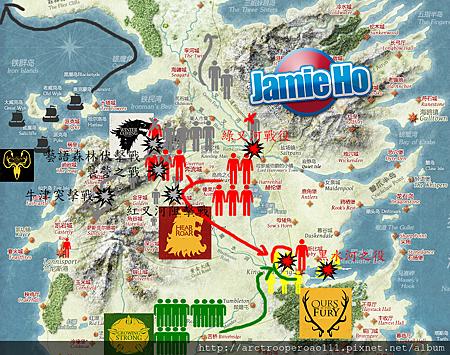 05五王之戰用河間地暨周遭地圖-火熱的現實