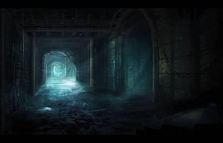 Dungeon Passage by nilTrace.jpg