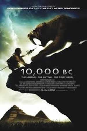 2008 10,000 BCs 史前一萬年